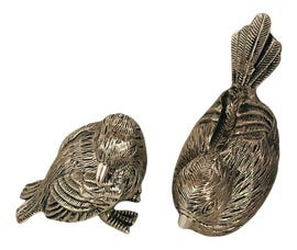 Image of Bird Figurines