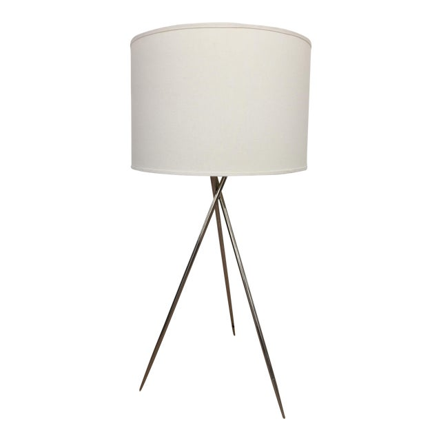 La Relco Italian Tripod Table Lamp For Sale