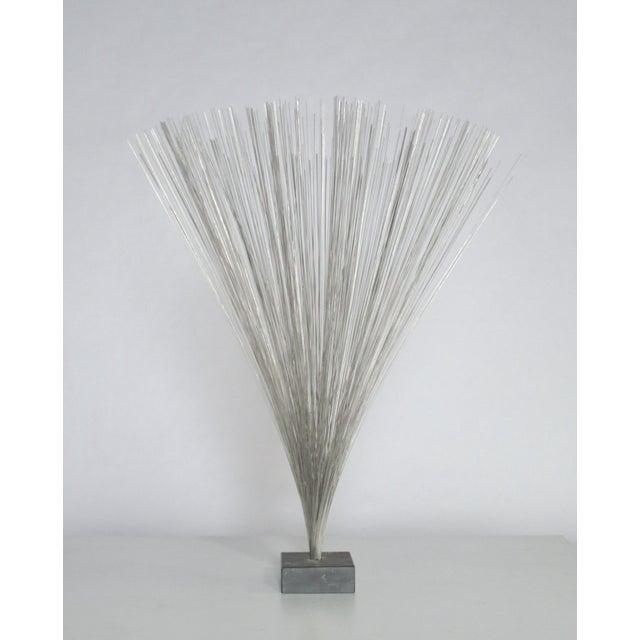 Harry Bertoia Style Spray Sculpture - Image 4 of 4