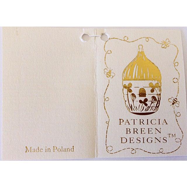 Patricia Breen Papillion Noel Ornament - Image 4 of 4