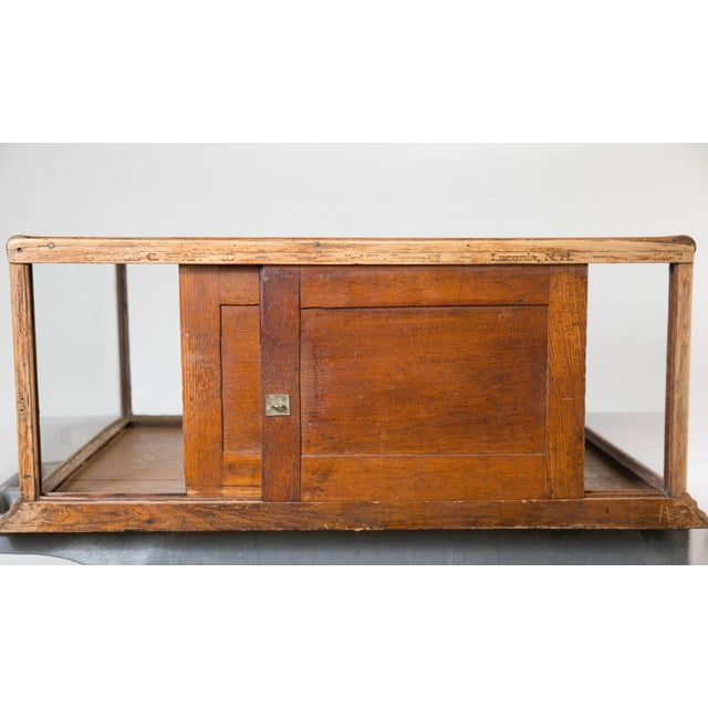 C.J. Raymond Display Cabinet For Sale - Image 9 of 10