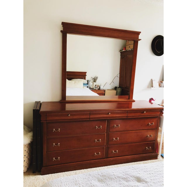 Empire American Empire Style Dresser For Sale - Image 3 of 3