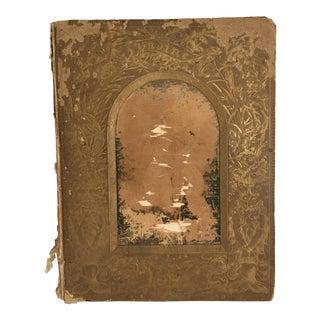 """Undine"" Chromolithograph Book C. 1885"