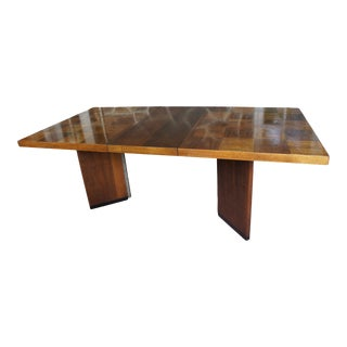 1960s Brutalist Lane Mosaic Series Dining Table For Sale