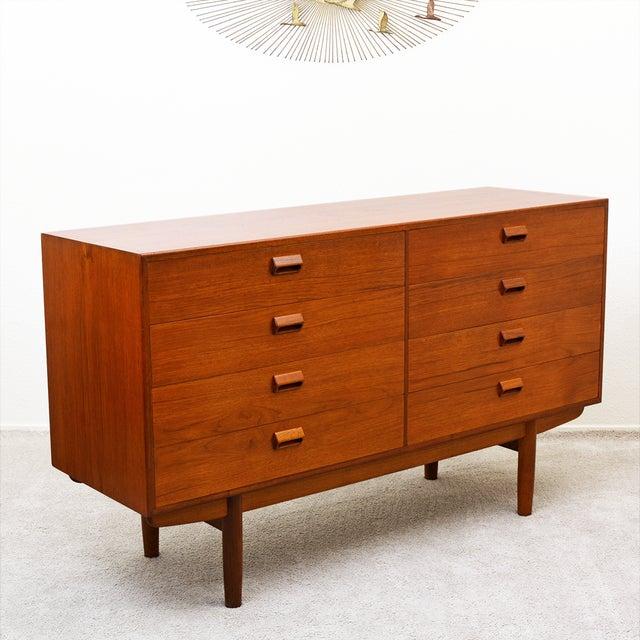 Mid Century Borge Mogensen Teak Dresser for Soborg Mobler For Sale - Image 13 of 13