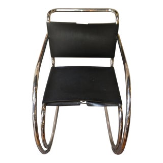 Vintage Mies Van Der Rohe Chair For Sale