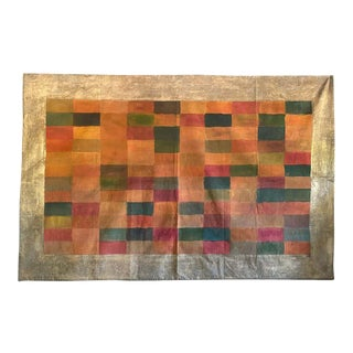 Wall Hanging by Elliott Levine for Donghia, 1982 For Sale