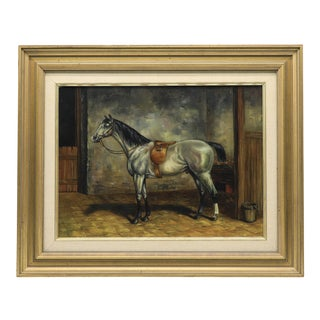 Oil Painting of a Horse For Sale