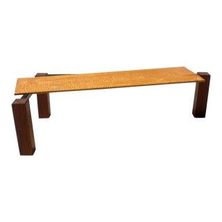 Abstract Style Bench For Sale