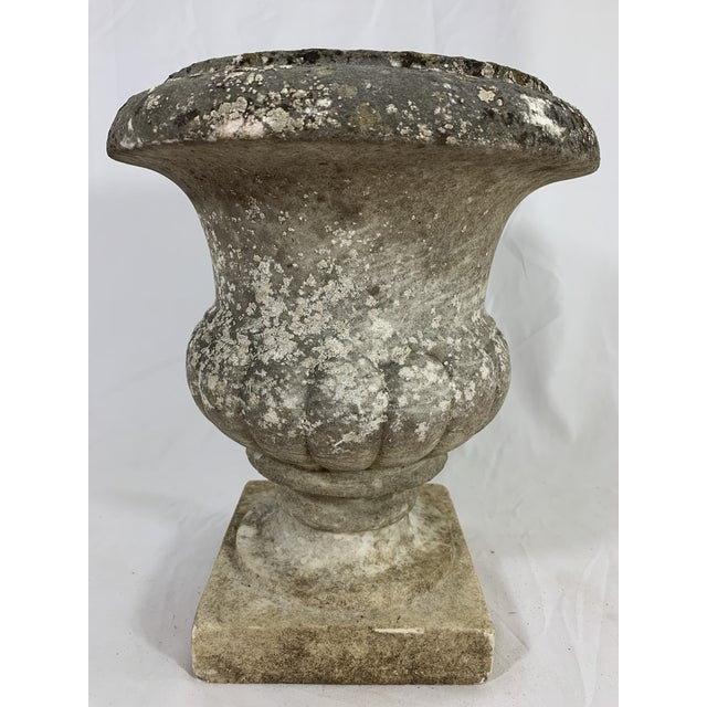 Napoleon III Marble Urn For Sale - Image 4 of 6