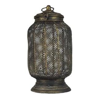 Decorative Lantern Oriental Medium For Sale