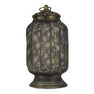 Lantern Oriental Medium For Sale