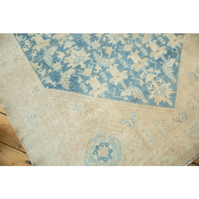"""French Country Vintage Distressed Malayer Rug Runner - 5'3"""" X 16'5"""" For Sale - Image 3 of 13"""