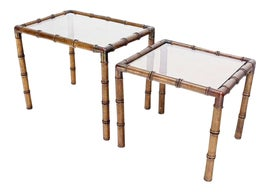 Image of Lacquer Nesting Tables