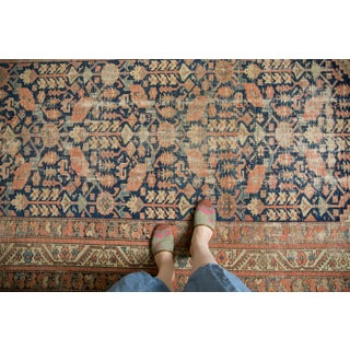 "Vintage Malayer Rug Runner - 4'10"" X 11'6"" Preview"