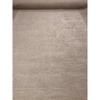 Kravet Smart Stratford Dove Multipurpose Tweed Fabric - 9 1/2 Yards For Sale