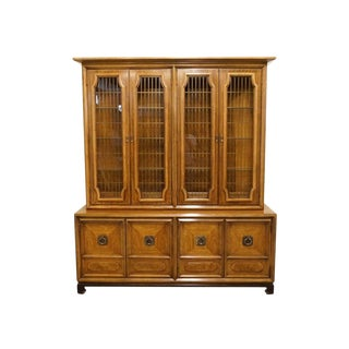 "Thomasville Furniture Innuendo Collection 72"" China Cabinet For Sale"