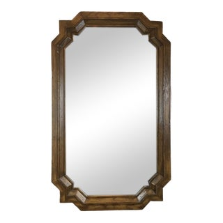 Mid Century Hollywood Regency Mirror For Sale