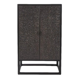 Kenneth Ludwig Chicago Glen Tall Bar Cabinet For Sale