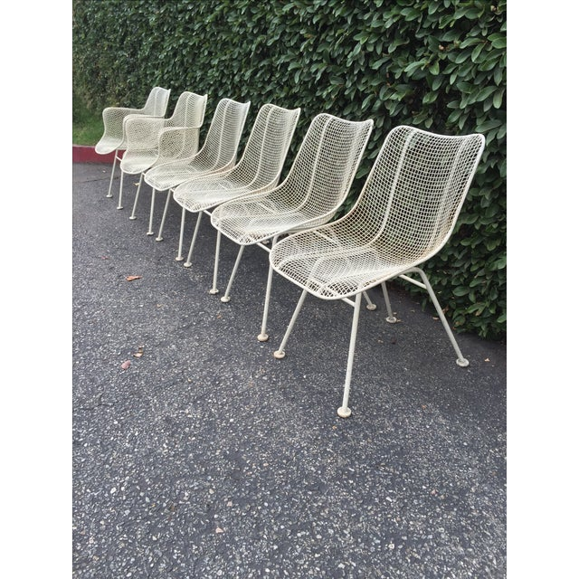 Original Russell Woodard Sculptura Chairs - Set of 6 - Image 4 of 6