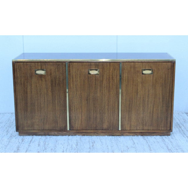 Mid-Century Modern Mid-Century Modern Baker Credenza For Sale - Image 3 of 11