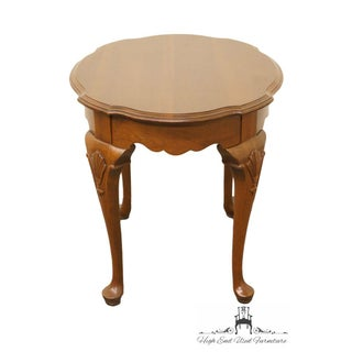 Late 20th Century Ethan Allen Georgian Court Collection Side Table Preview