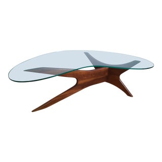 1960s Mid Century Modern Adrian Pearsall Coffee Table