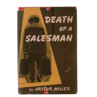 "1949 ""Death of a Salesman"" Collectible Book For Sale"