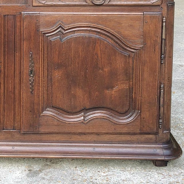 Early 19th Century French Provincial Buffet For Sale - Image 9 of 13