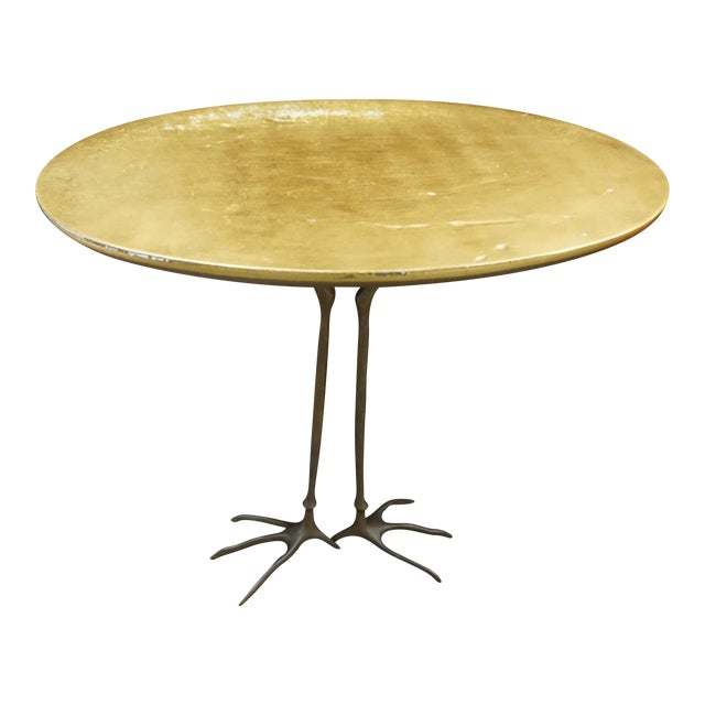 """""""Traccia"""" Occasional Table by Meret Oppenheim For Sale"""