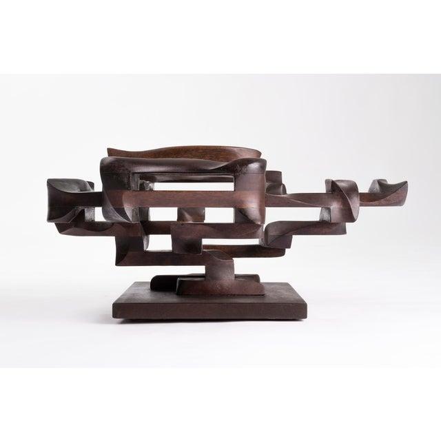 Mario Dal Fabbro - No. 22 'construction' noted on back Multi-disciplinary artist Mario Dal Fabbro was born in Cappella...