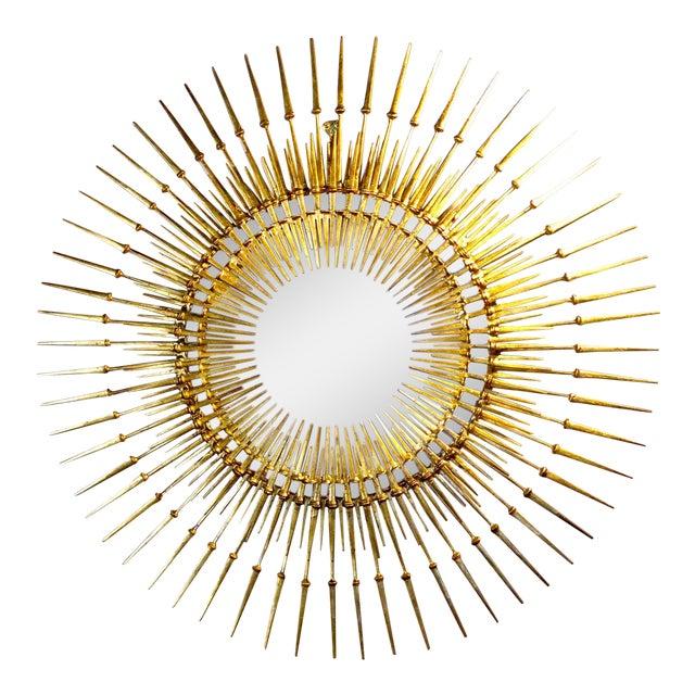 """""""Corona Regalis"""" a contemporary wall sculpture/mirror by Del Williams - Image 1 of 6"""