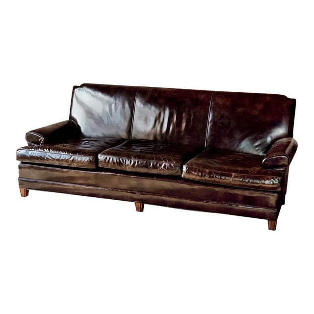 Patent Leather Sofa For Sale