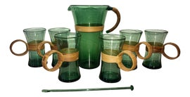 Image of Blown Glass Pitchers