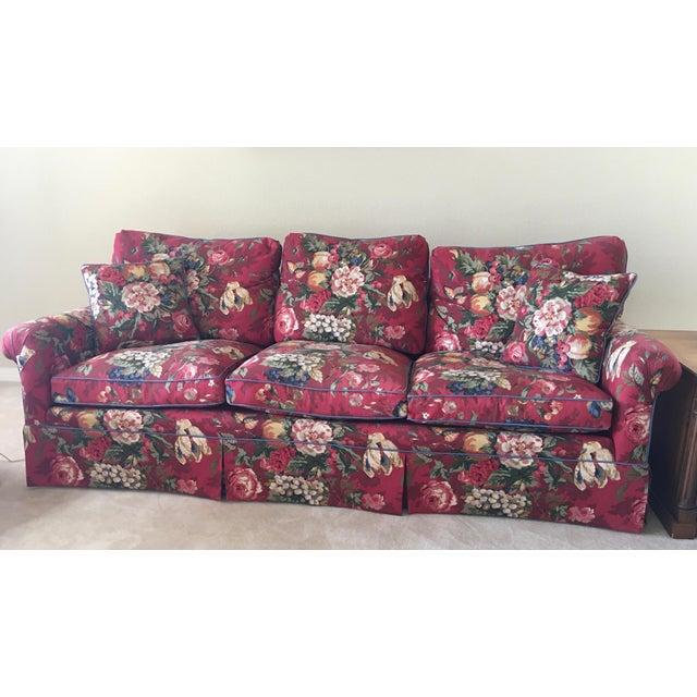 Henredon Sofa For Sale - Image 13 of 13