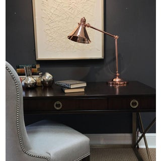 Provence Polished Copper Table Lamp Preview