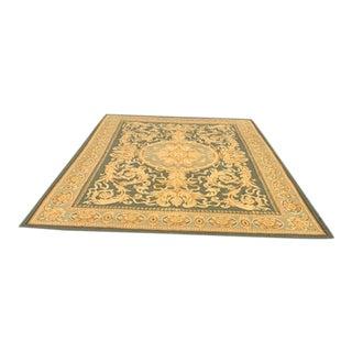 20th Century Stark Carpet Napoleon III Style Aubusson Rug For Sale