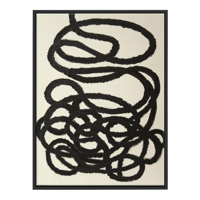 """""""Abstract Squiggle No. 2"""" Fine Art Giclée Print - Image 1 of 3"""