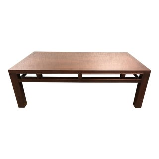 Arts and Crafts Councill Furniture Lu Ban Coffee Table