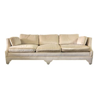 Hollywood Regency Style Sofa by Heritage