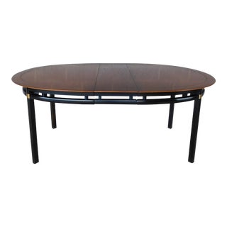 Hickory Furniture Co. Danish Modern Style Dining Table For Sale