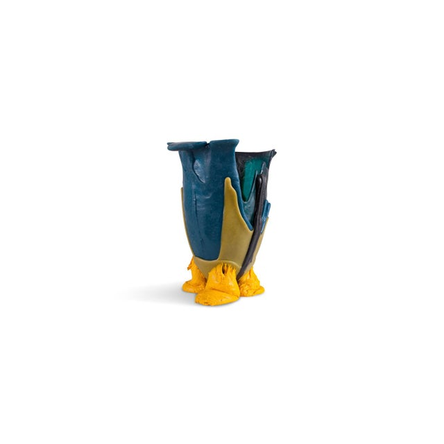 Gaetano Pesce Mulitcolored Resin Vase - 1996 For Sale - Image 10 of 10