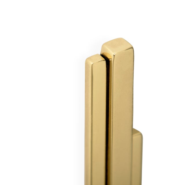 Contemporary Skyline Cm3001 Cabinet Handle From Covet Paris For Sale - Image 3 of 5