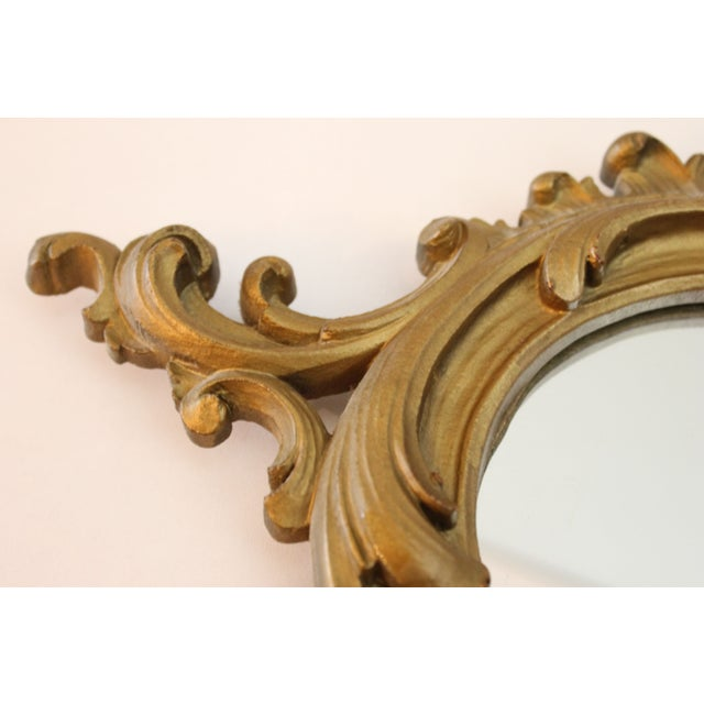 Syroco Wall Sconces - A Pair - Image 3 of 3