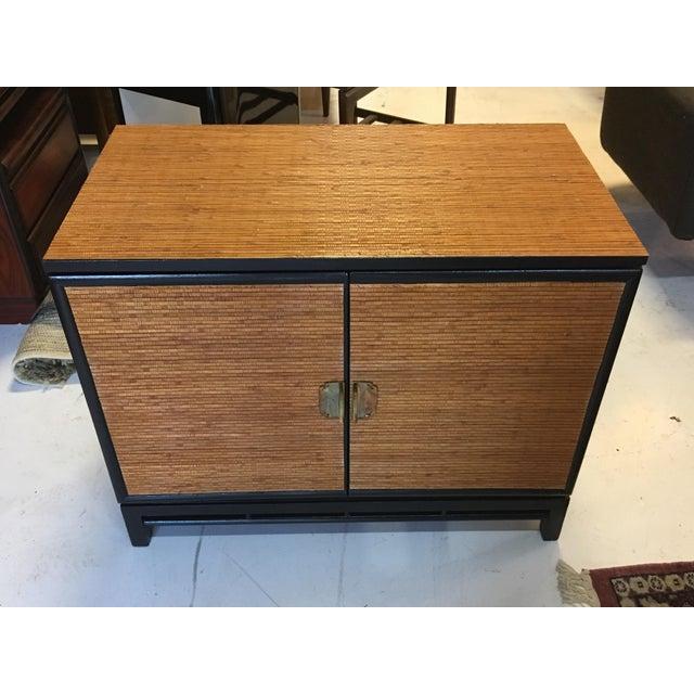 Late 20th Century Vintage Baker Cabinet Chairish