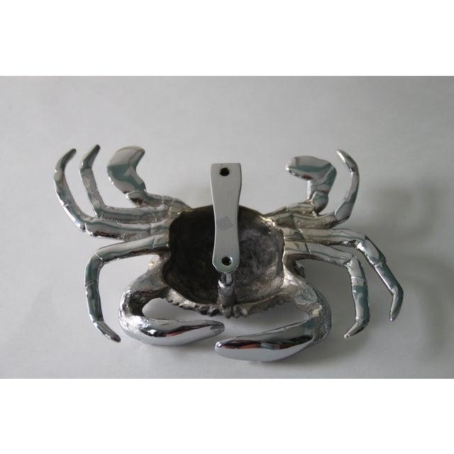 Chrome Crab Door Knocker - Image 3 of 4