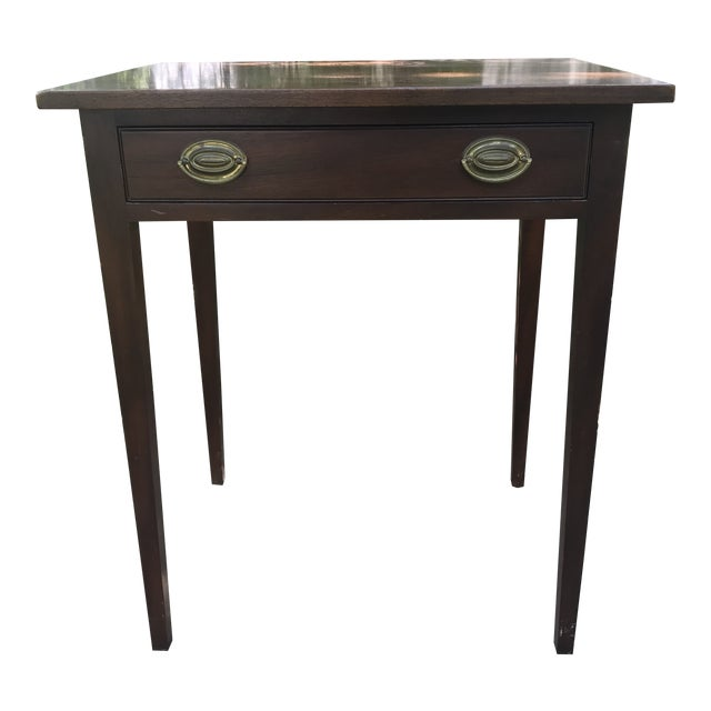 Early American Kittinger Table For Sale