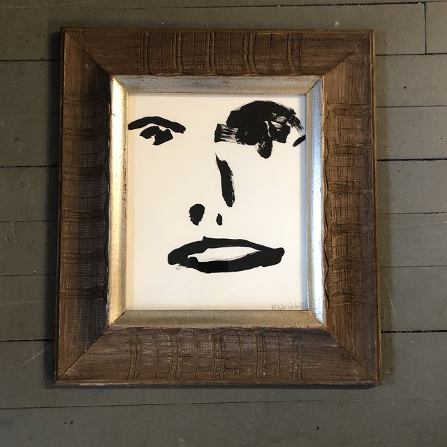 Original Contemporary Robert Cooke Abstract Face Painting For Sale In Philadelphia - Image 6 of 6