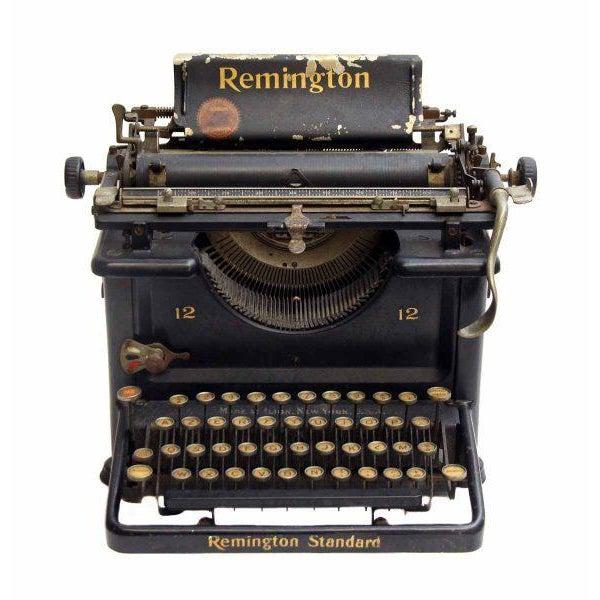 Remington Standard Typewriting Machine - Image 2 of 9