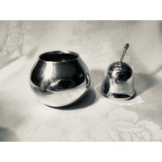 Tiffany & Co. Mid Century Modern Sterling Silver Large Pear Box Preview